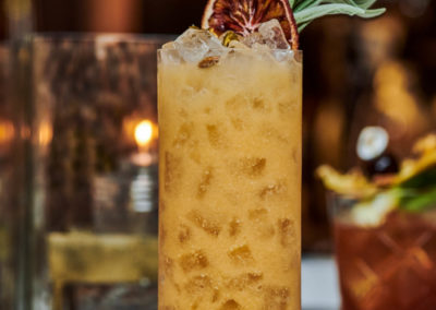 Signature cocktails are available in all wedding packages